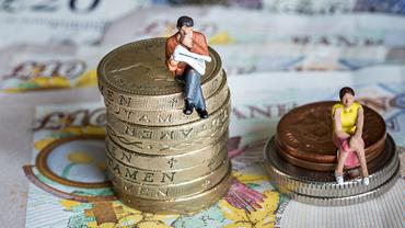 Der Gender Pay Gap ist mitverantwortlich für die spätere Rentenlücke.