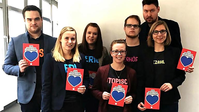 Der Tarifkreis Jugend RWE ist gemeinsam stark – mit euch!