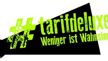 Tarifdeluxe Logo Grün