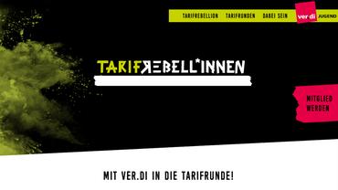Tarifrebellion Website